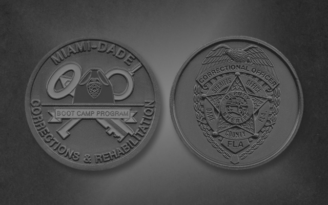 Custom Badges, Metal Pins and Challenge Coins
